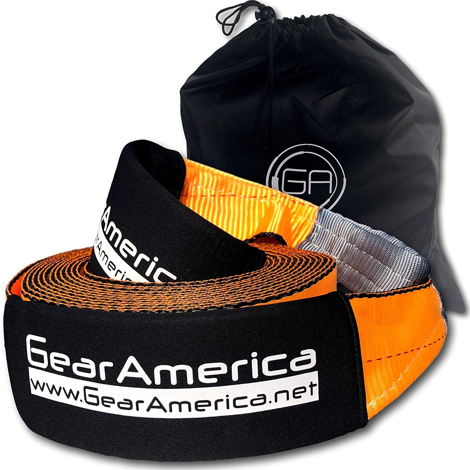 GearAmerica Recovery Tow Strap 4