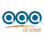 AAA CDL School logo