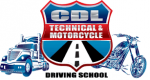 CDL Technical and Motorcycle Driving School logo