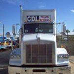 CDL Truck School logo