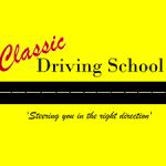Classic Driving School logo