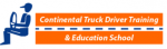 Continental Truck Driver Training & Education School logo