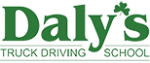 Daly's Truck Driver Training logo