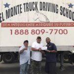 Elmonte Truck Driving logo