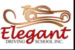 Elegant Driving School logo