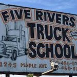 Five Rivers Truck School logo