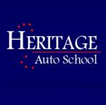 Heritage Auto School logo