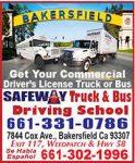 Safeway Truck & Bus School logo