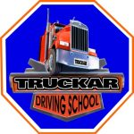 Truckar Driving School logo
