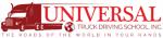Universal Truck Driving School logo